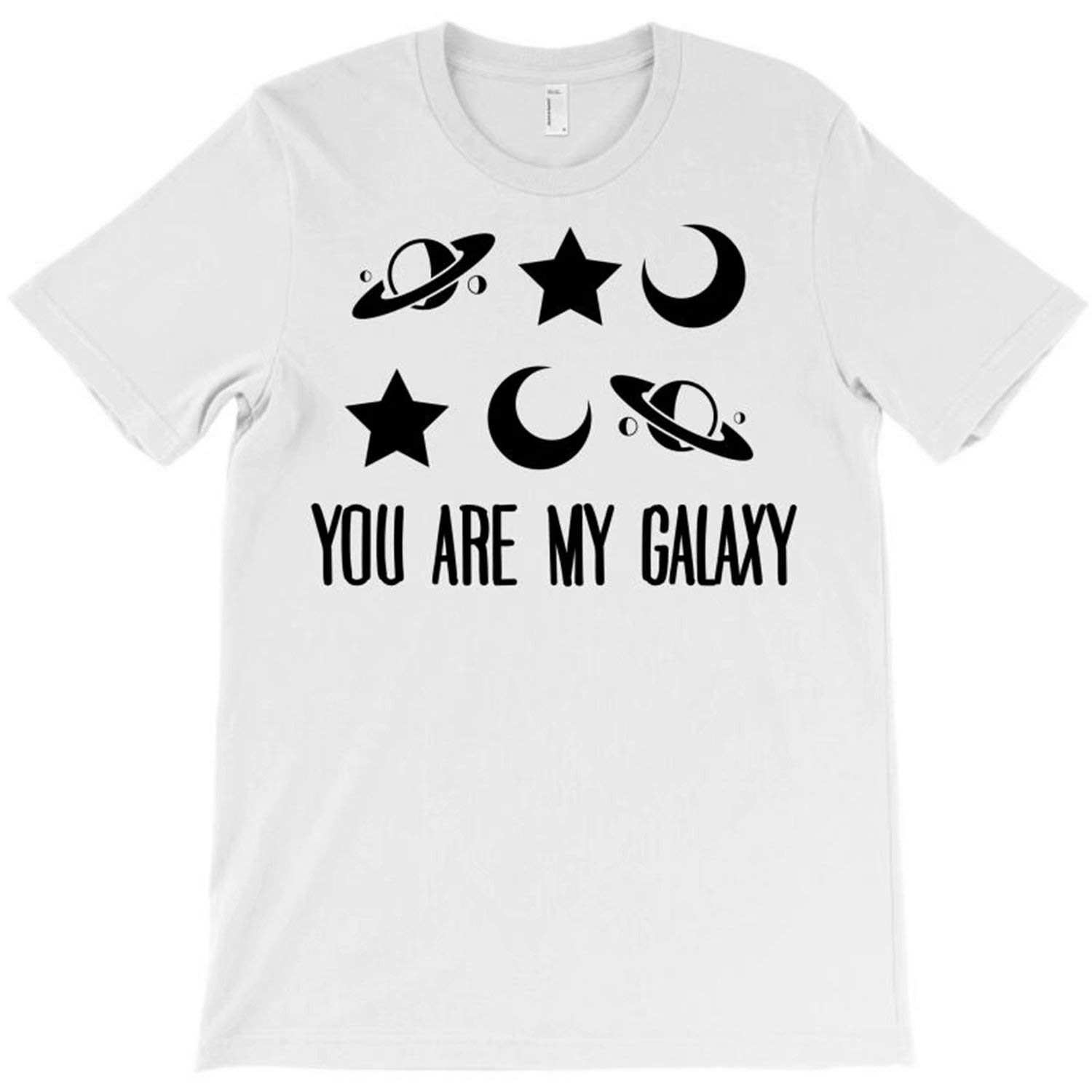 Unisex Infant Soft Tee You are My Galaxy T-Shirt 6M-24M