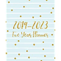 Five Year Planner 2019-2023: Monthly Schedule Organizer - Agenda Planner for the Next Five Years, 60 Months Calendar January 2019 - December 2023