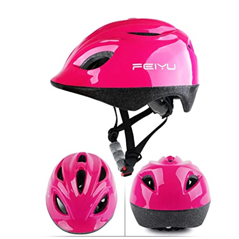 DanNN Casco para niños Ciclismo Patinete Scooter Bici (Aptos ...
