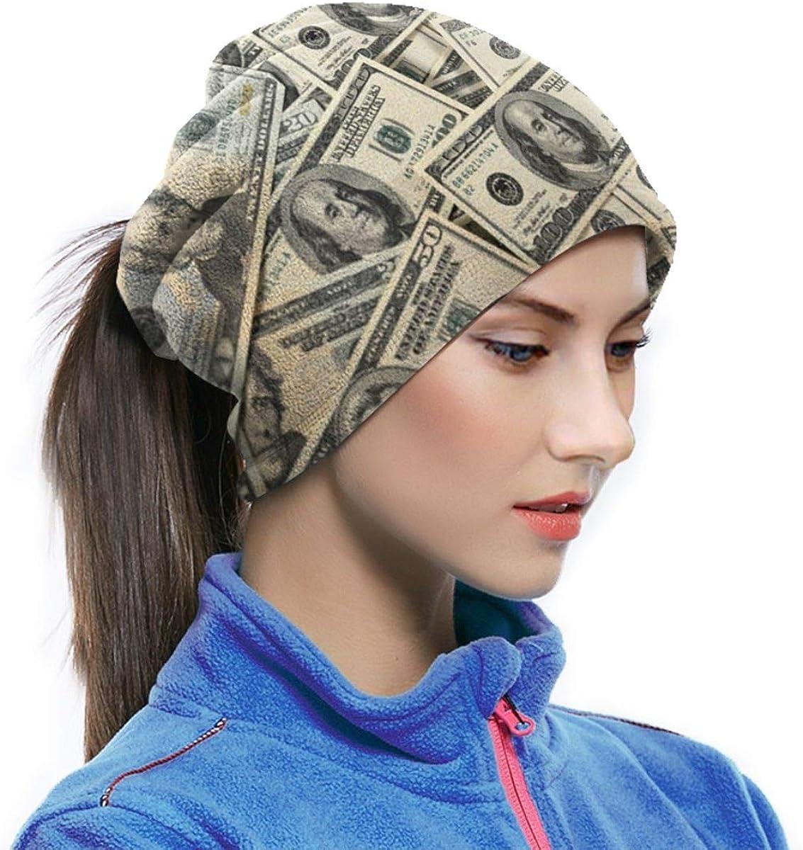 Your Money Headband Womens Headband Scarf Mens Bandana,Muffler,Neck Gaiter,Magic,Foulard Neckerchief
