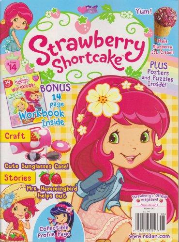 Strawberry Shortcake Magazine - 8