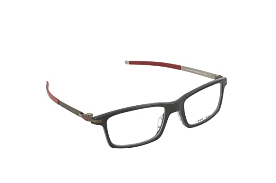 20fa3d50765c Amazon.com: Oakley OX 8050 PITCHMAN Lifestyle Prescription Eyewear: Clothing