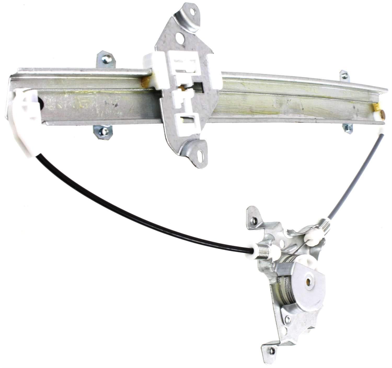 Front Window Regulator for Mitsubishi Lancer 02-07 Right Power Es//Ls//Oz Rally Models