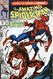 The Amazing Spider-man : The Last Spawn of Venom : Carnage Part One - Issue Number 361 - April 1992