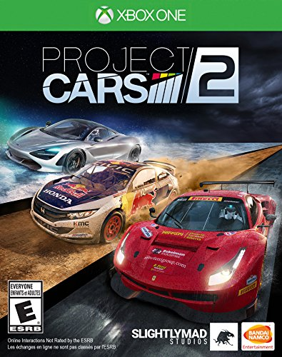 Project CARS 2 - Xbox One by Bandai Namco Entertainment America
