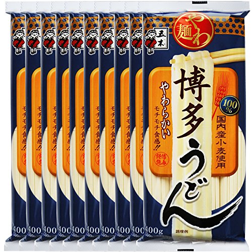 Itsuki food Hakata noodles 400gX10 meals by Itsuki food