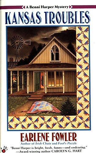 Kansas Troubles (Benni Harper Mystery)