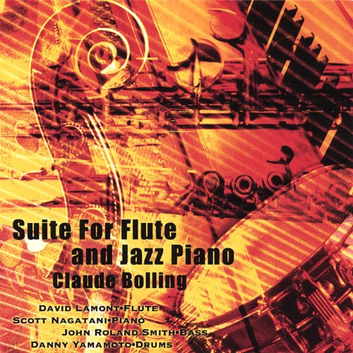 Suite for Flute and Jazz Piano By Claude Bolling