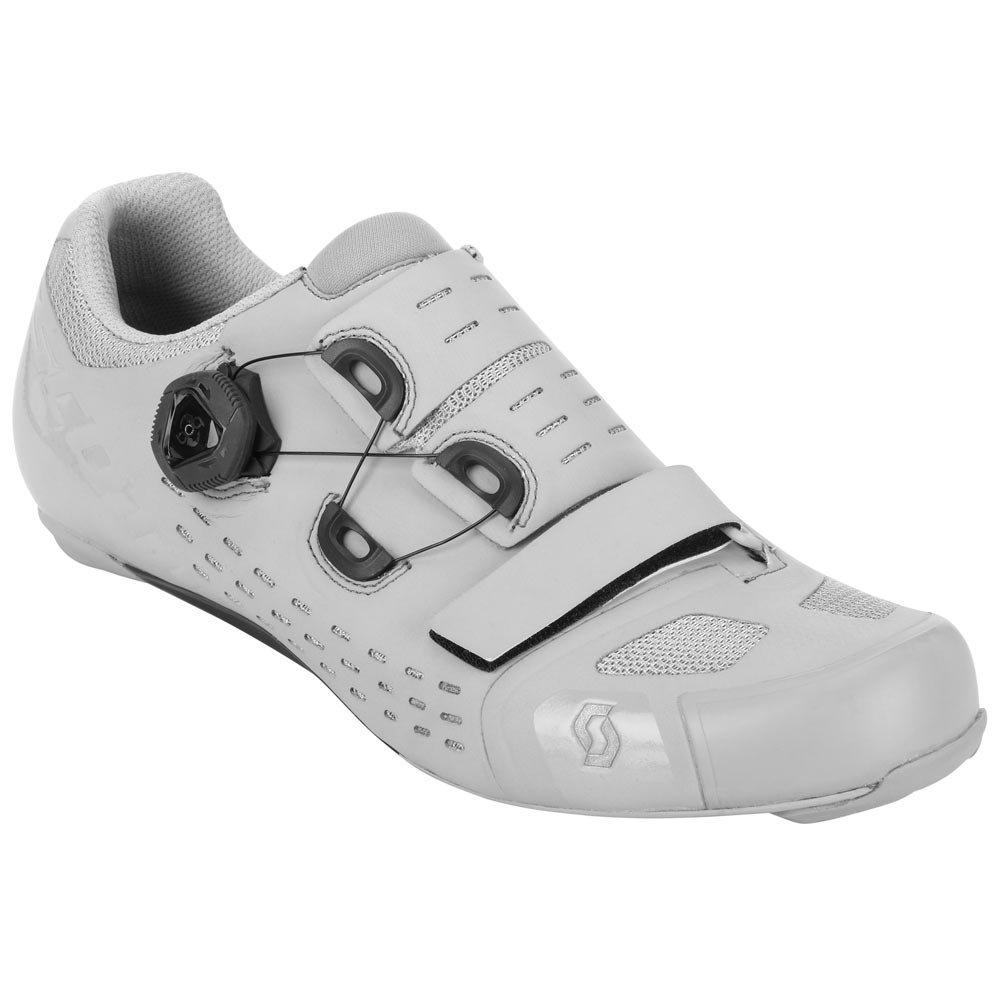 スコットRoad Premium Shoe B07842LQYP EU44 Matte Grey / Gloss Grey Matte Grey / Gloss Grey EU44