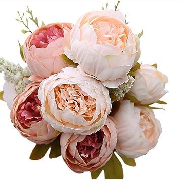 Luyue Schon Kunstlich Blumen Pfingstrosen Kunstliche Blume
