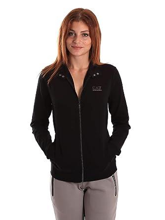 d49f4d63762a Emporio Armani Ea7 6ZTM01 TJ31Z Veste Femmes Noir XL  Amazon.fr  Vêtements  et accessoires