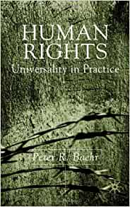 a review of the universality of the human rights Indivisibility of human rights: a theoretical critique  chapter 1 begins with a historical review of the theory of indivisibility, which is also.