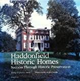 Haddonfield Historic Homes, Joan L. Aiken, 0915180332