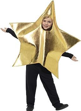 halloweenia – Disfraz para niños Navidad estrella de Navidad de ...