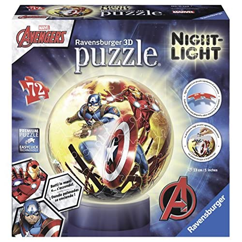 Ultron Puzzle 3Dlámpara AvengersAge wreapped of well sQrdCotxhB