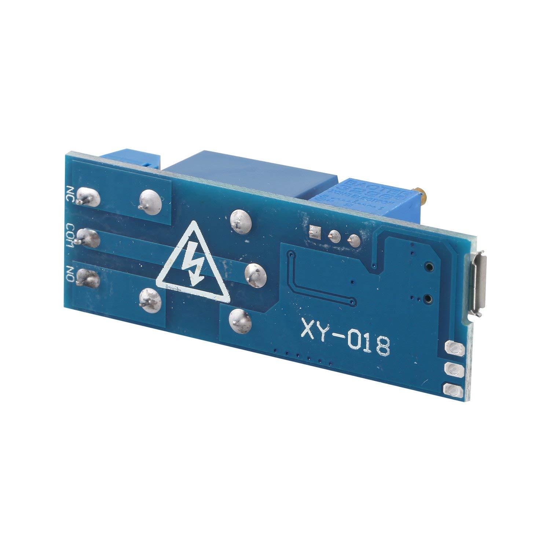 TOOGOO(R) Wide voltage 5V-30V trigger delay relay module, timer module, time delay switch by TOOGOO(R) (Image #7)