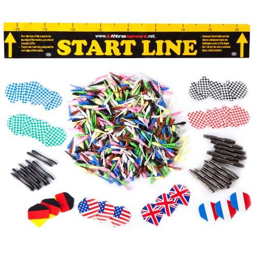 Throw Dartboard Line (Ultega Soft Darts Set)