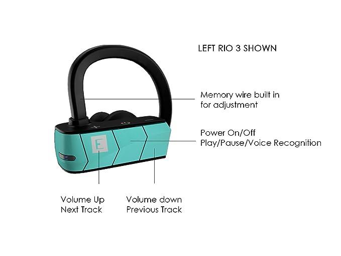 erató Audio Rio 3 True Wireless, Auriculares In-Ear ...