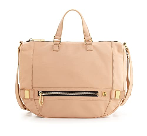 313ffa1b1c7 Botkier Honore Large Leather Satchel Bag, Powder  Amazon.ca  Shoes    Handbags
