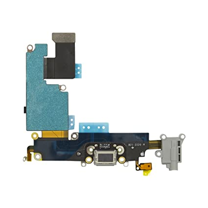 buy popular 1b568 489b8 BAT Fix Brand New USB Charging Port Connector Ribbon Flex Cable Compatible  for iPhone 6 Plus 5.5