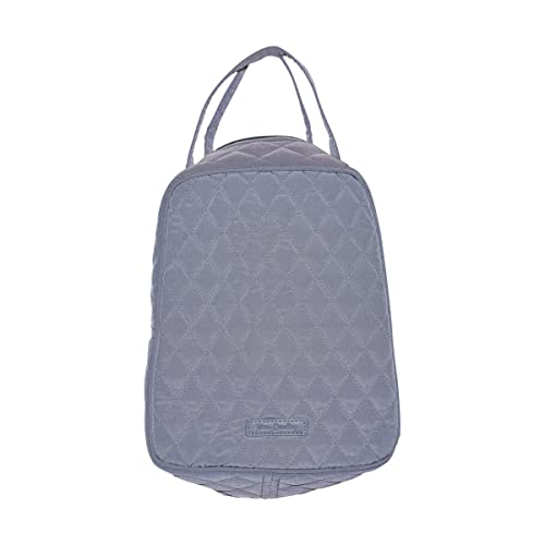 91af31a1ede4 Amazon.com  Vera Bradley Lunch Bunch Lunch Box (Carbon Gray ...