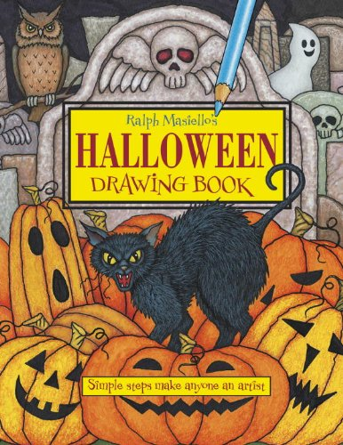 Ralph Masiello's Halloween Drawing Book (Halloween Pumpkin Drawing Step By Step)