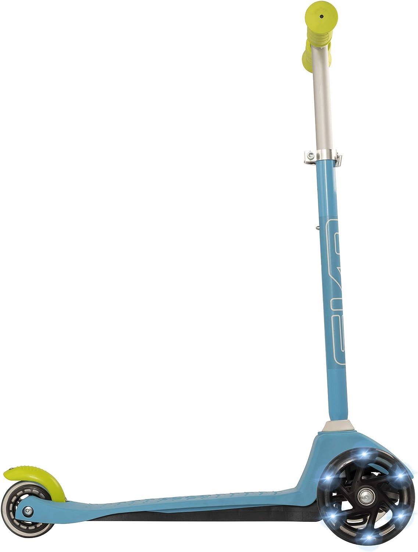 Evo Light Up Mini Cruiser Scooter Blue