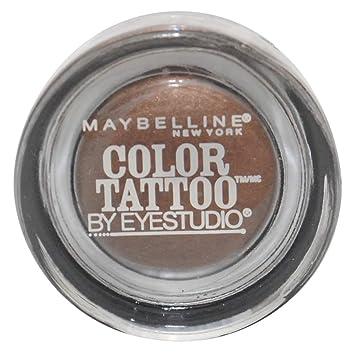 Amazon.com : Maybelline Color Tattoo Eyeshadow Limited Edition ...