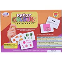Krazy Colours - Flash Cards