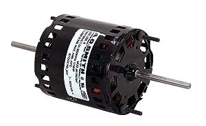 AO Smith 113.3-Inch Frame Diameter 1/30 HP 3000 RPM 115-Volt 1.1-Amp Sleeve Bearing Fan Coil