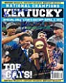 Kentucky Wildcats 2011-2012 Team Signed Champs Magazine w/COA