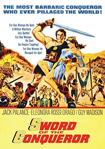 Sword Of The Conqueror by Eleonora Rossi Drago, Guy Madison