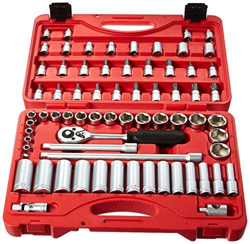 CTA Tools 10100-69 Pc. Euro-Metric Tool Set - 3/8'' Drive by CTA Tools (Image #1)