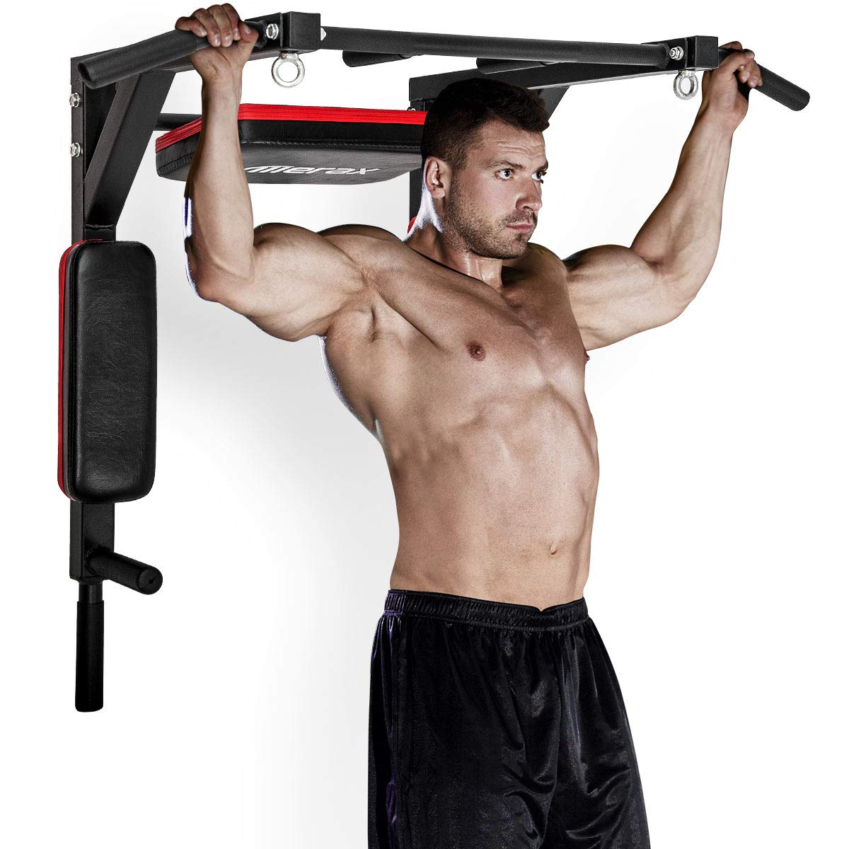 The 5 Best Wall Mounted Pull Up Bars For Your Home Gym
