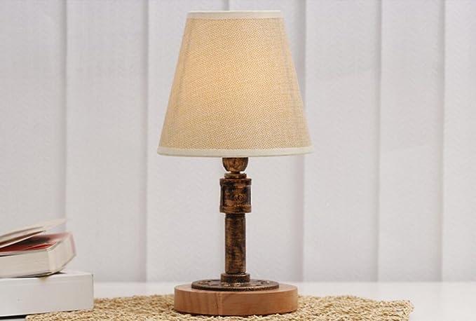 Lampada da tavolo lampada da tavolo loft libreria camera da letto