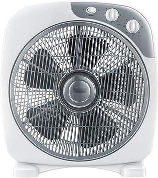WSJTT 16 Ventilador Máquina de Viento con 3 velocidades de elevada ...