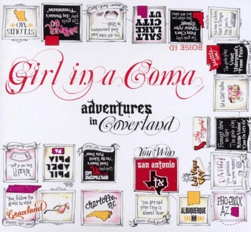 Adventures in Coverland by Girl in a Coma (October 19, 2010)