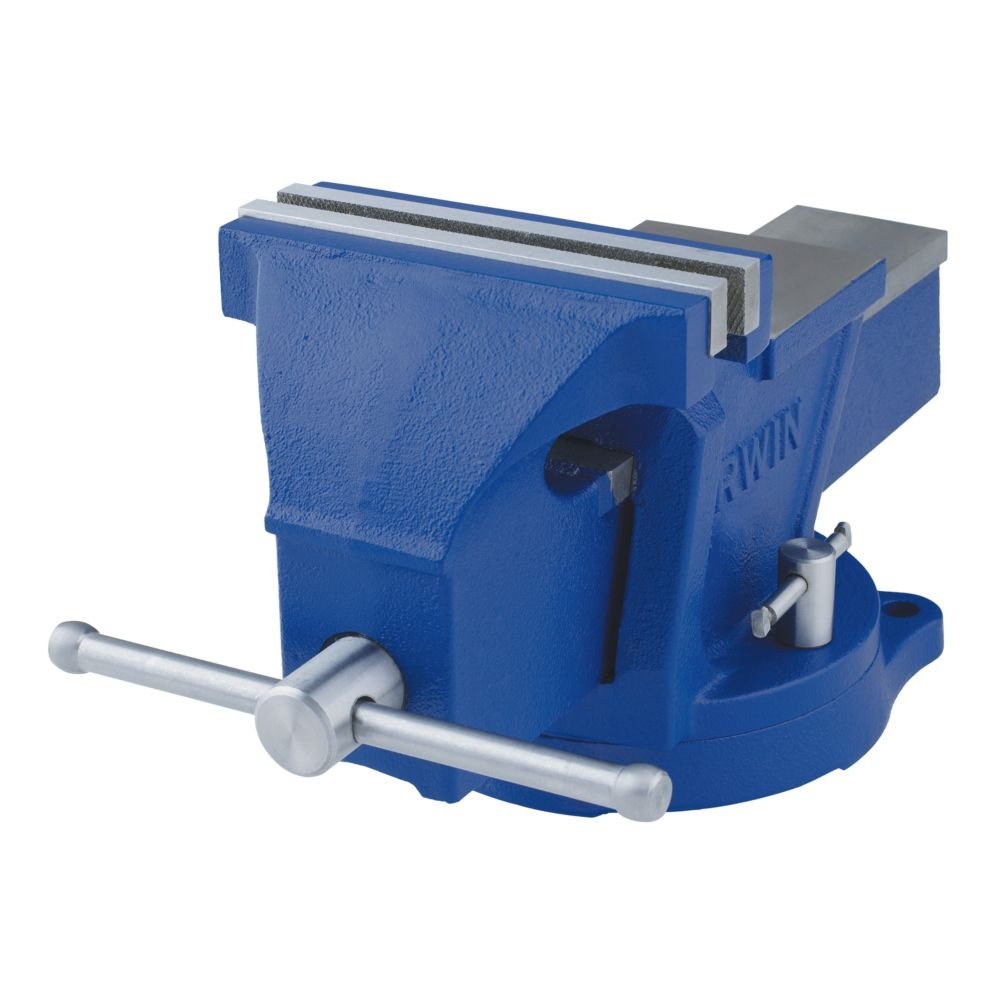 IRWIN Tools Mechanics Vise, 6-Inch (4935506) by Irwin Tools (Image #2)