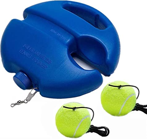 Professional Tennis Trainer Rebound Baseboard Tennis Self-study Practice Use UK