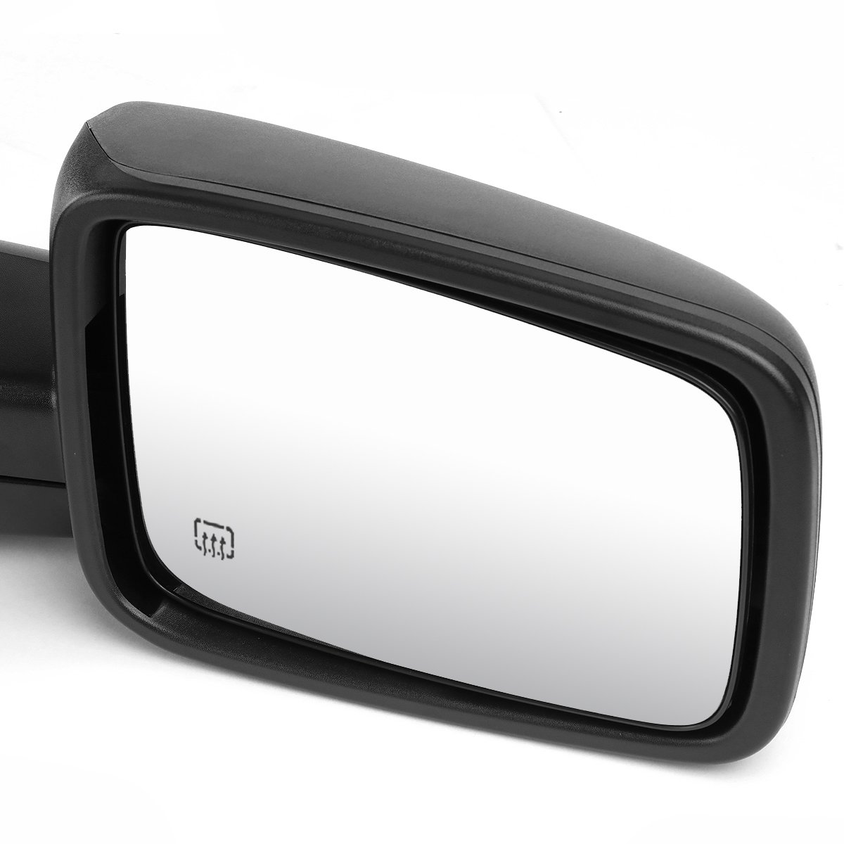 For Ram Truck Powered Heated Defroster Mirror W//LED Signal Light Right//Passenger