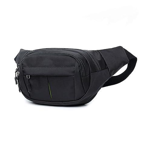 Cintura Pack Hombres Mujeres Multi-función de gran capacidad impermeable resistente al desgaste Deportes al
