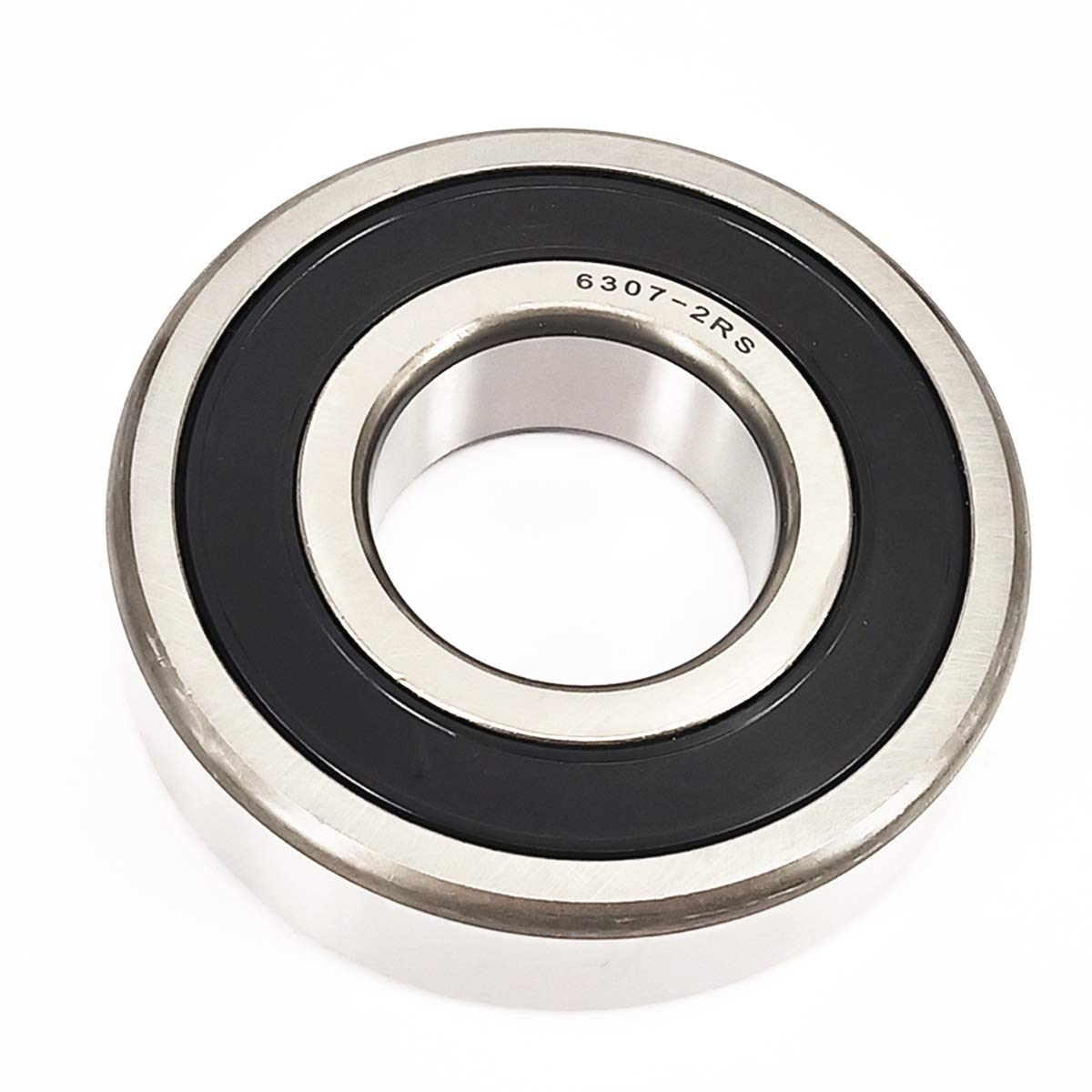ZH Precision Chrome Steel 1 Pack 6307-2RS Bearing 35x80x21 Sealed Ball Bearings Zhonghai Precision Bearing Manufacture