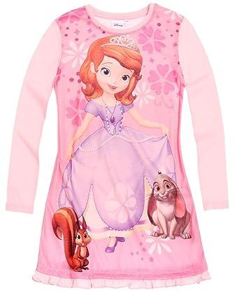 détaillant en ligne 39362 98400 Chemise de nuit manches longues enfant fille Princesse Sofia ...