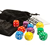 Non-transitive Grime Dice