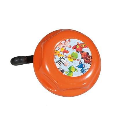 Kinder Fahrrad Glocke Klingel Minion orange NEU