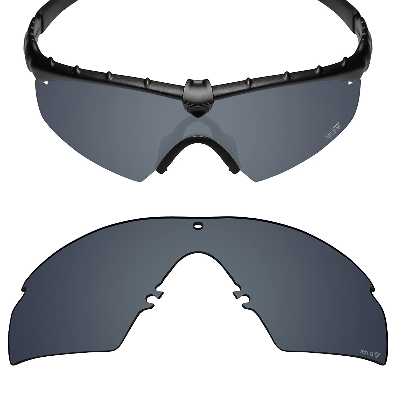 1a12daca422 Mryok Replacement Lenses for Oakley Industrial M Frame 2.0 - Options  MryLens OY253SHC03SC