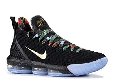 sports shoes 5da5b b464a Lebron XVI Kc  Watch The Throne  - Ci1518-001 ...