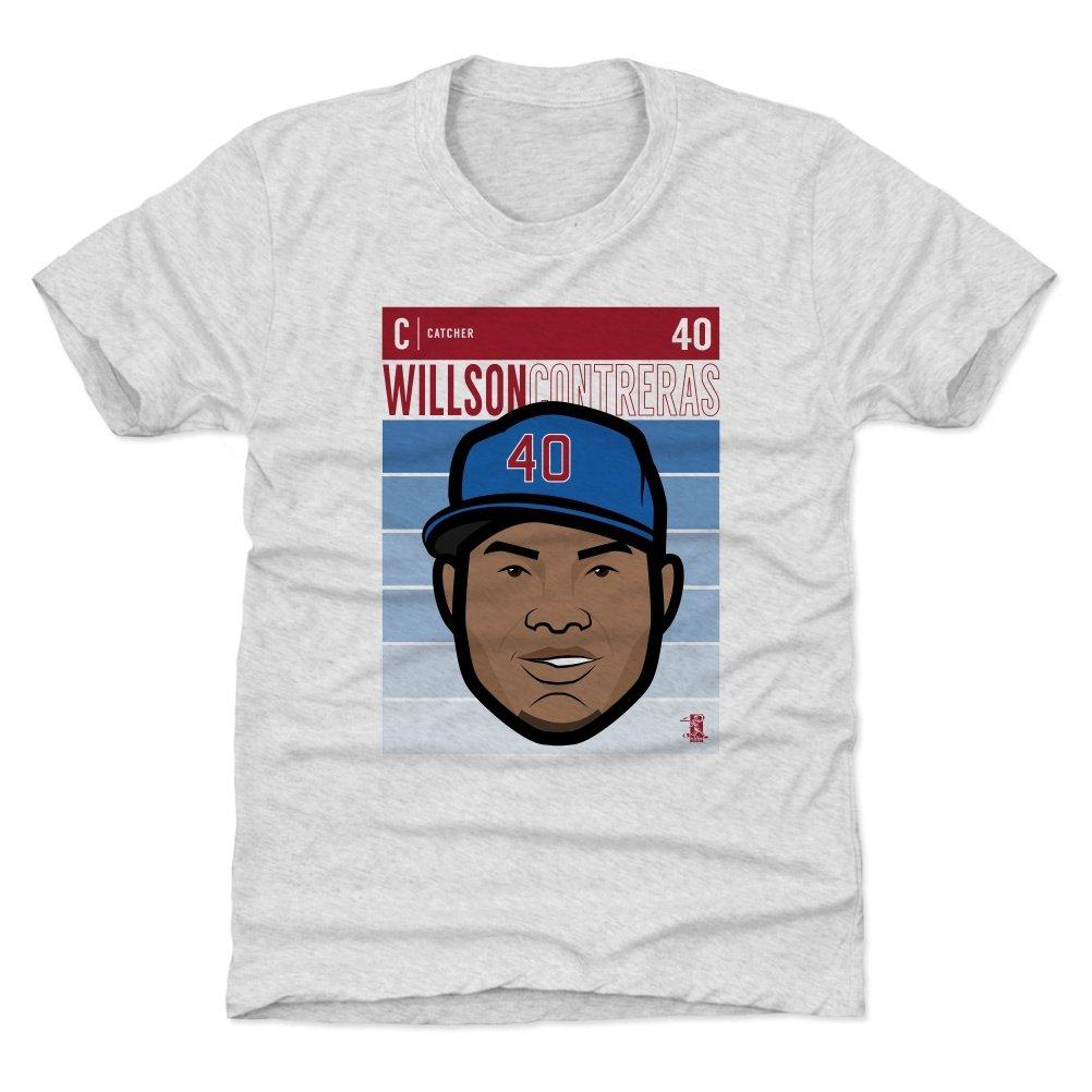 Willson Contreras Chicago Baseball Shirt Willson Contreras Fade 9719