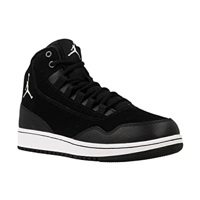 finest selection 7b5f1 45a50 Nike Jordan Executive BG Chaussures de Basket-Ball, Garçons, Noir, 35 1