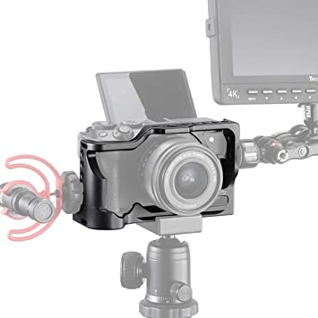 UURig Jaula de cámara C-M6MarkII para cámara Digital sin Espejo ...
